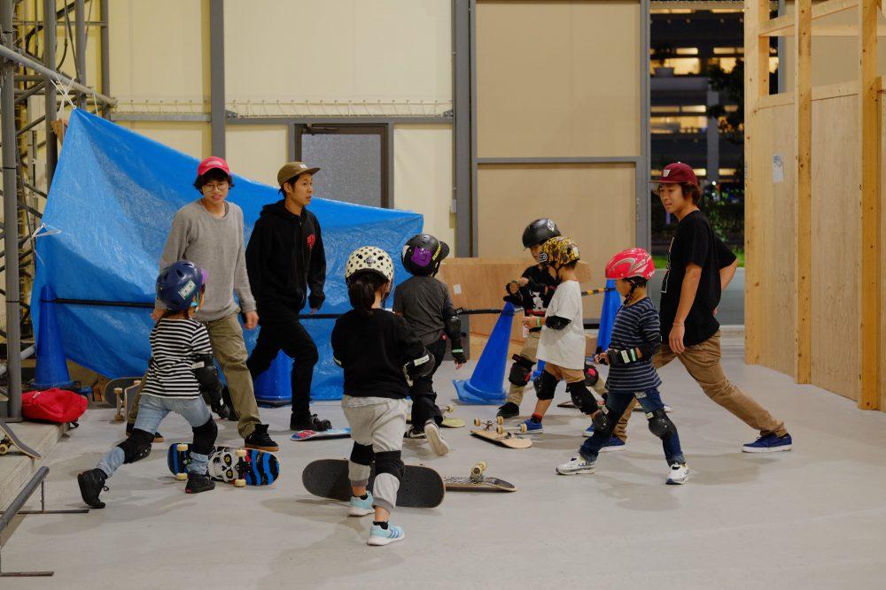 【スケートボード・BMX平日スクール】6月受付開始!!