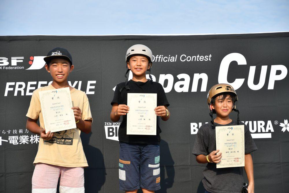 BMXパークキッズがJapan Cupで大健闘!