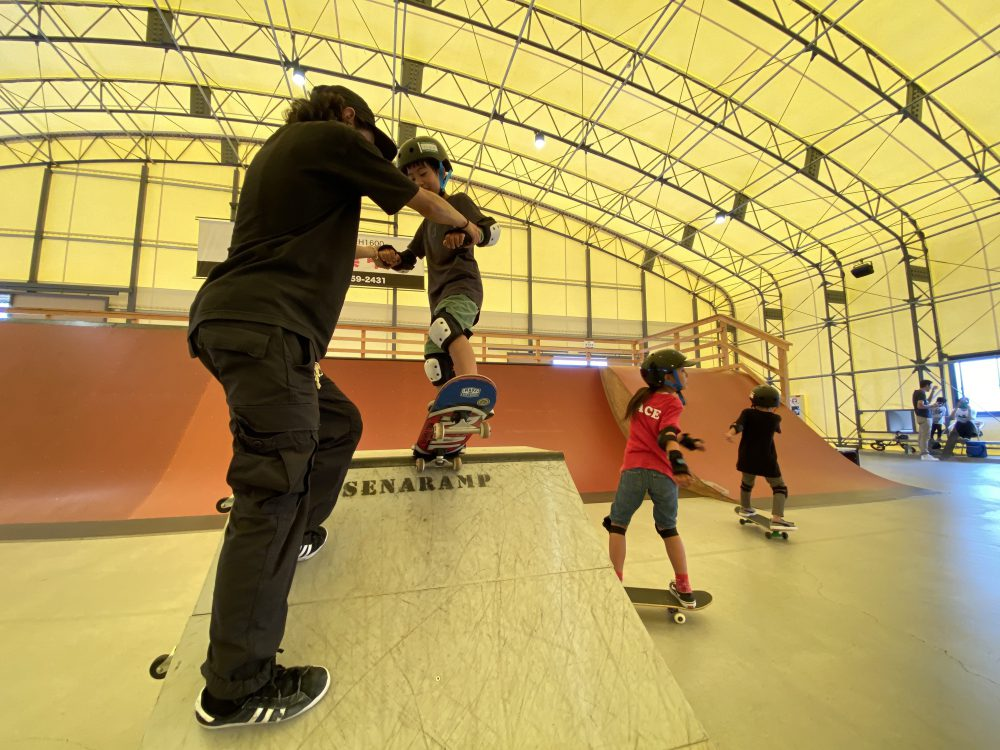 9月29日 日曜日スケートボード・BMXスクールお疲れ様でした!
