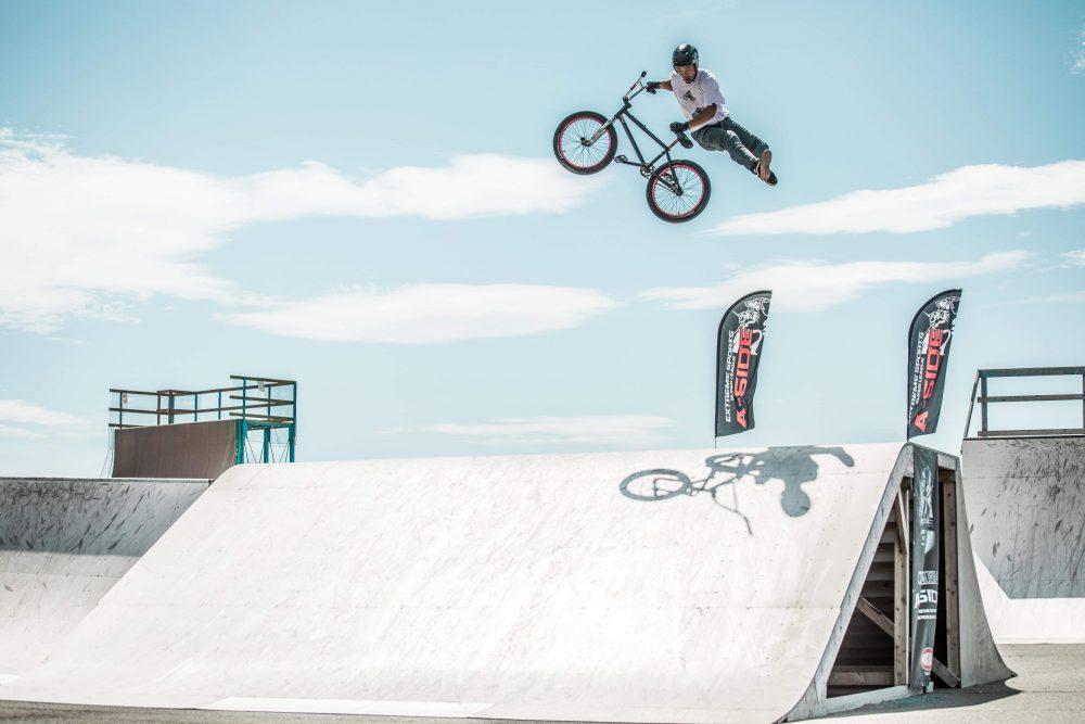 Special BMX School開催!