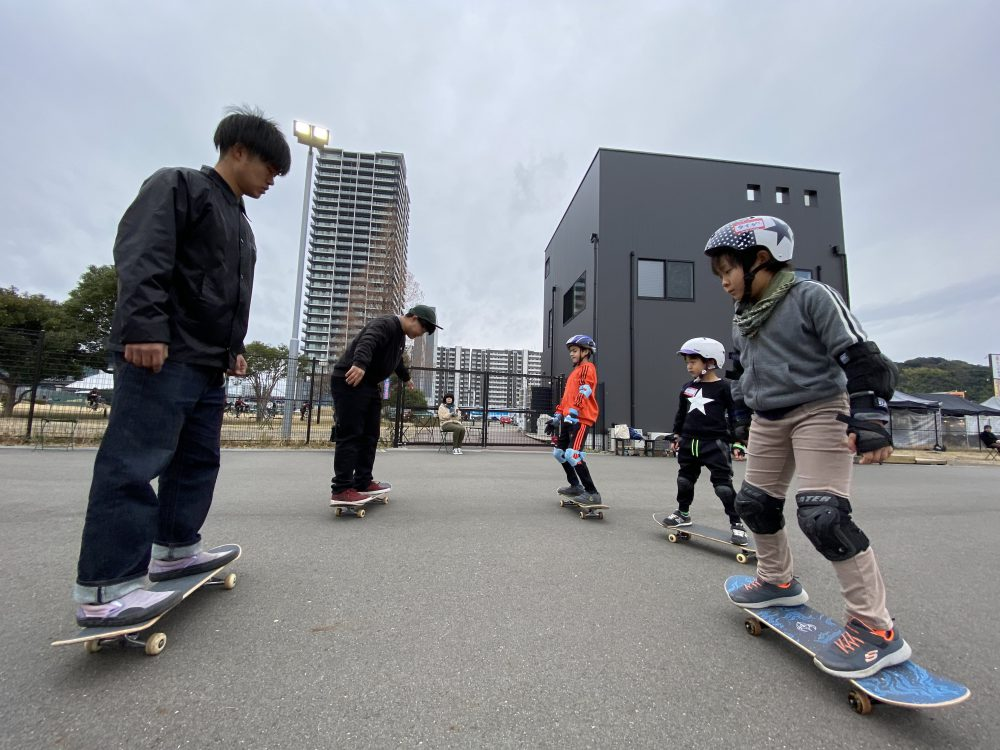 3月平日スケートボード・BMXスクール受付開始!