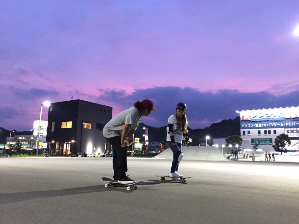 3月ガールズ&大人限定スケートボードスクール受付開始!