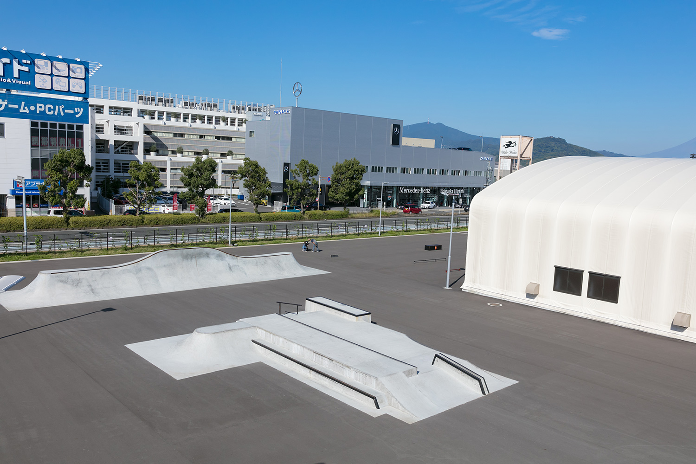 東静岡アート&スポーツ/ヒロバ