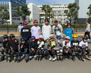 日曜日スケボー&BMX&インラインスケートスクール