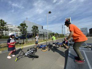 通常営業 & BMXスクール